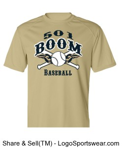 Boom Gold Adult DryCore Design Zoom